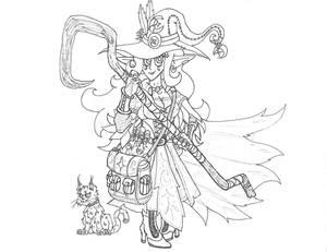 Meerlerea The Mage