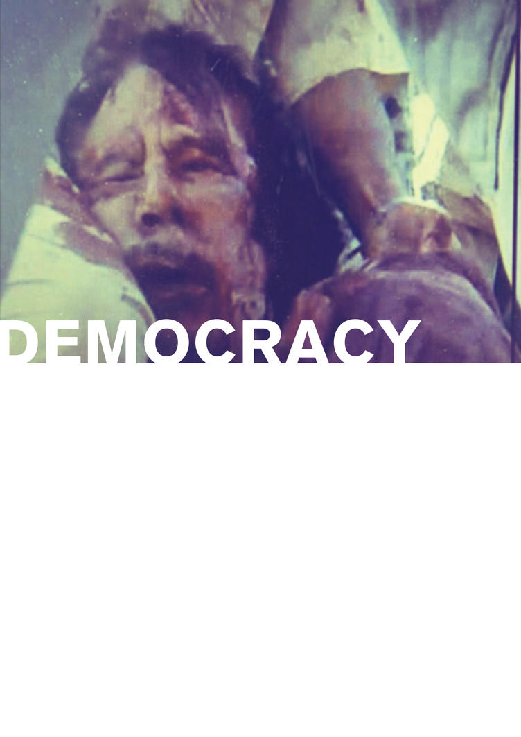 Democracy by DesiredNamesAreTaken
