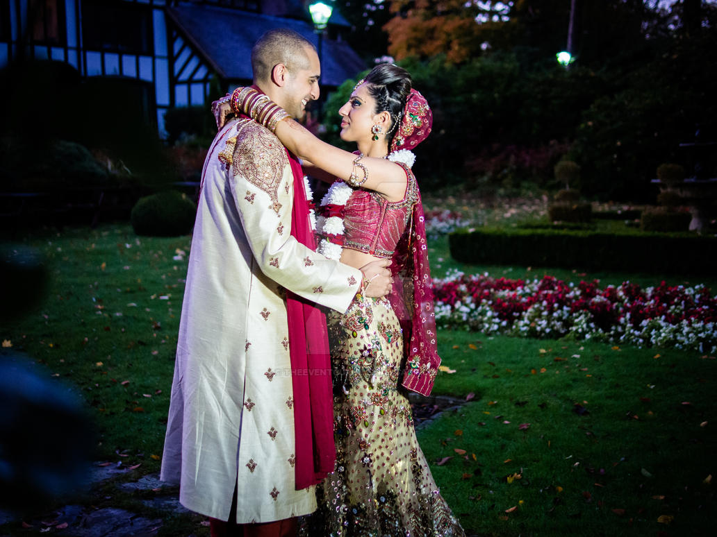 Colourful Indian Wedding Couple By Theeventguru On DeviantArt