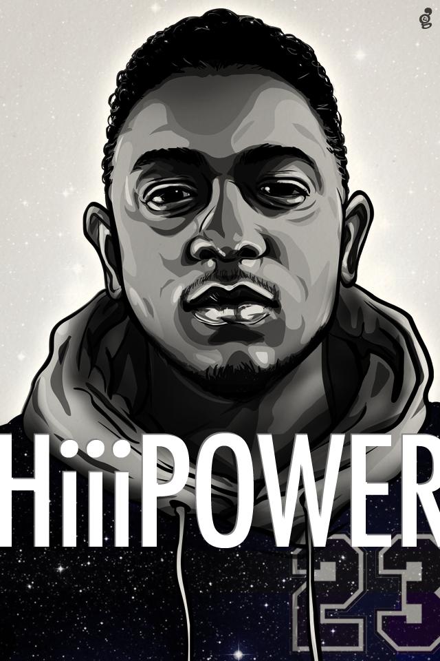 HiiiPower - iPhone/iPod Wallpaper by yumgsta on DeviantArt