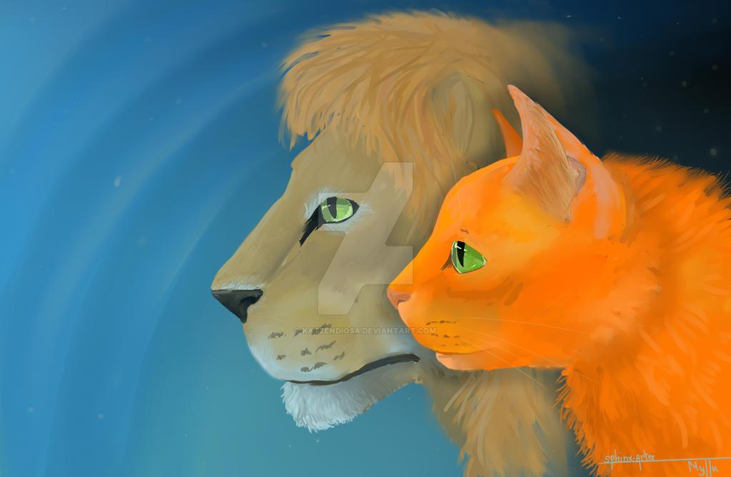 The Last Of LionClan by katzendiosa