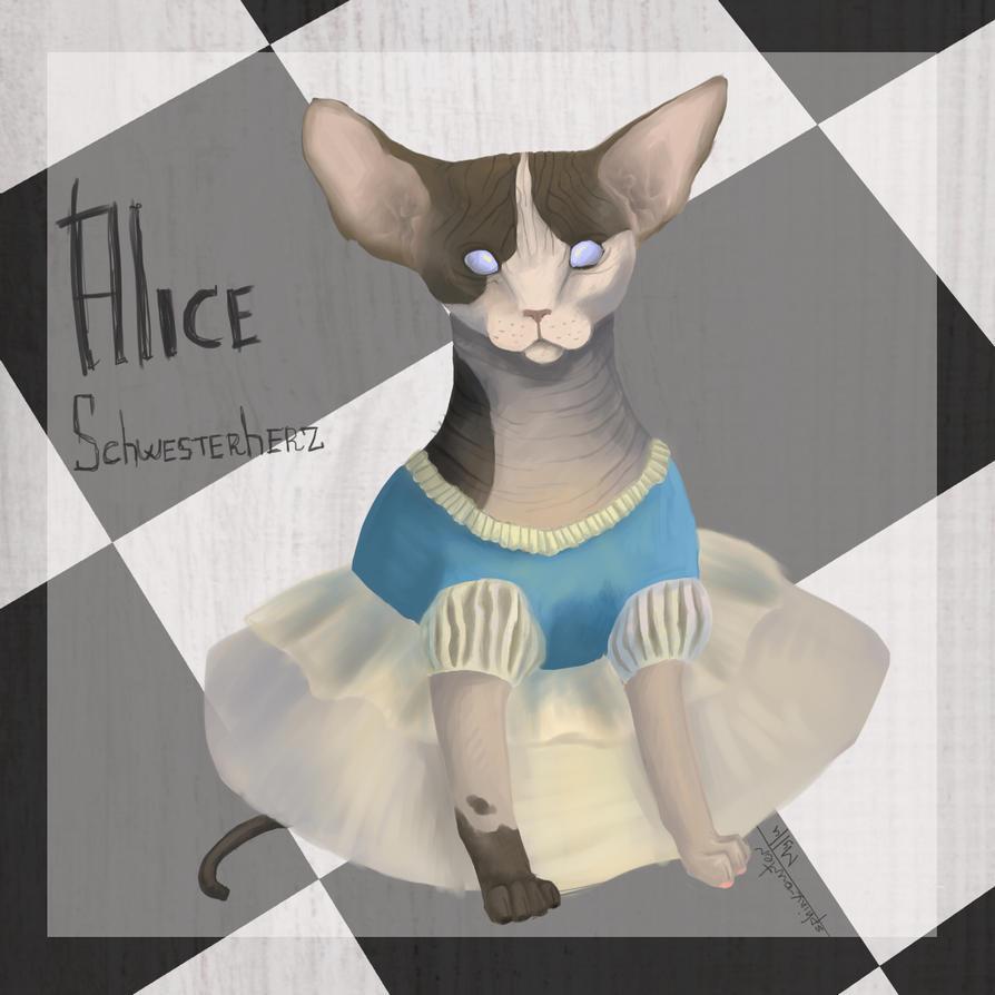 Alice Schwesterherz by katzendiosa