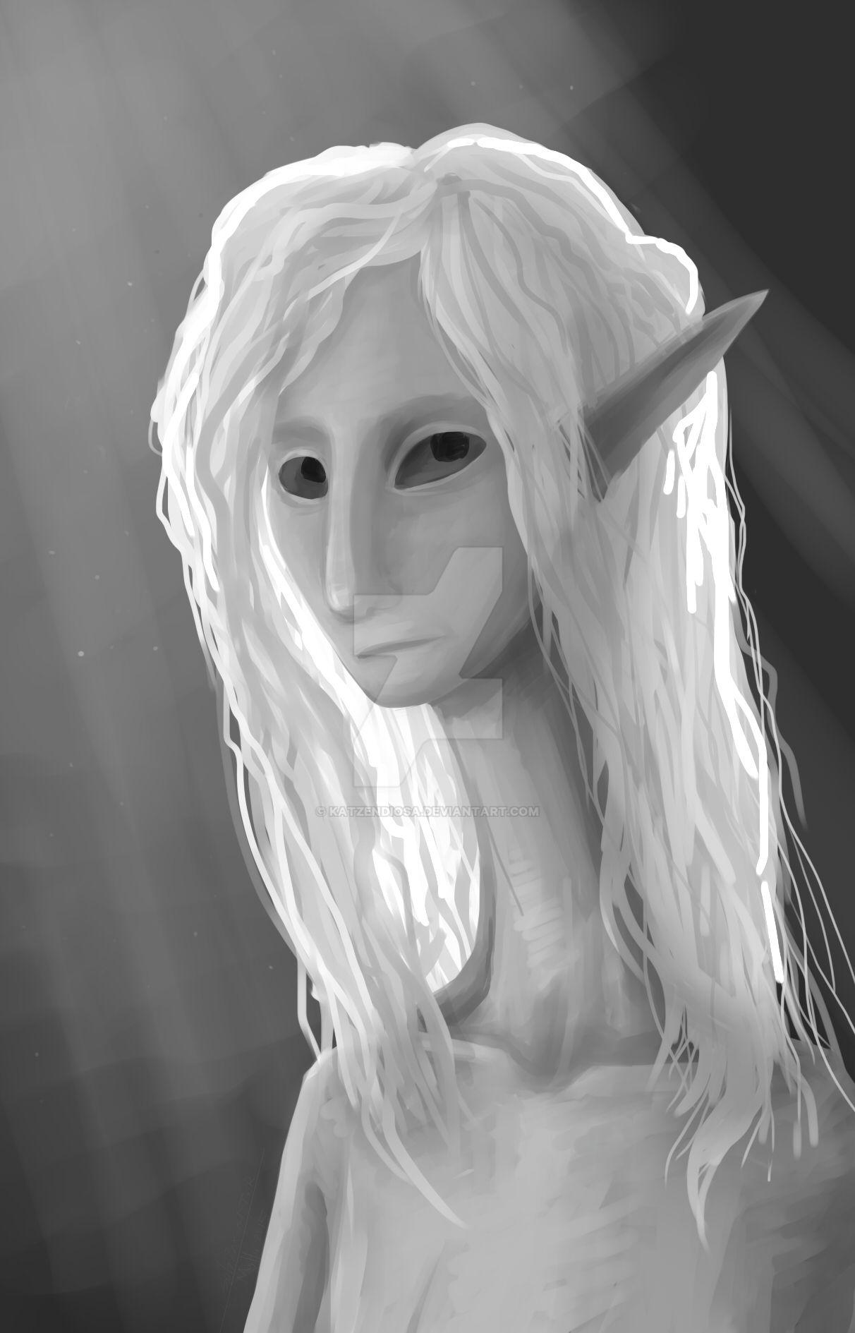 White by katzendiosa