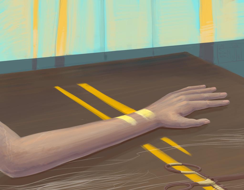 Hand by katzendiosa