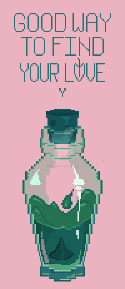 Bottle #4 by katzendiosa