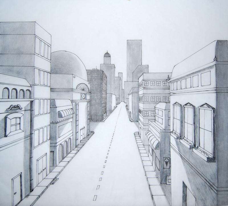 Street Scene by JessicaEdwards on DeviantArt