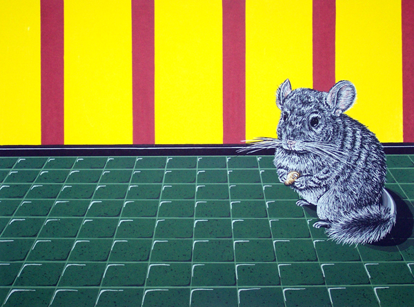 Chinchilla by JessicaEdwards