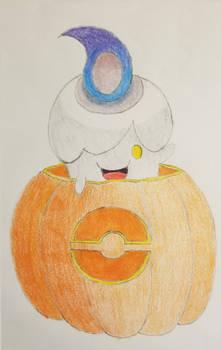 Litwick's pumpkin