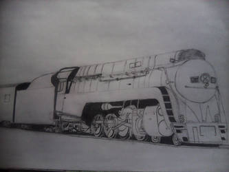 Norfolk and Western Class J