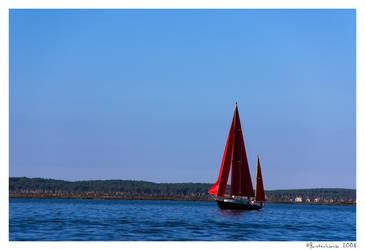 Sailing III by biotechbob