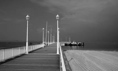 Jetty by biotechbob