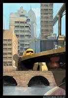 The City by biotechbob