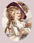 Georgiana, after Gainsborough