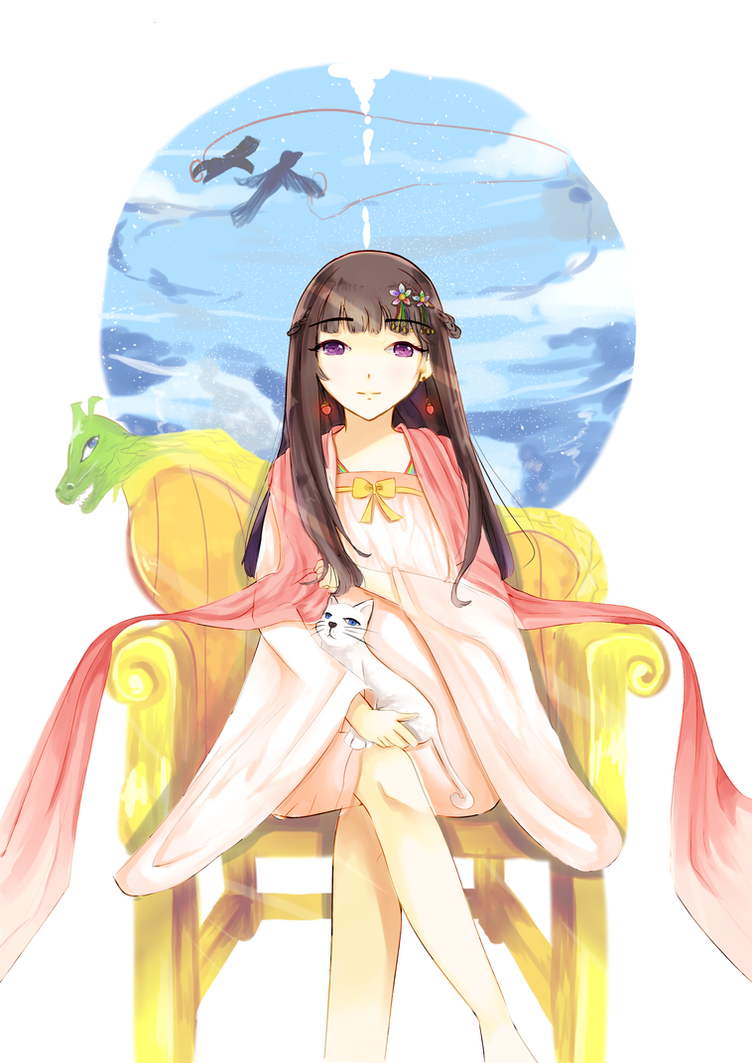 Empress by Erokty