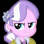 Diamond Tiara EQG Emote