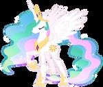 Princess Celestia of Equestria