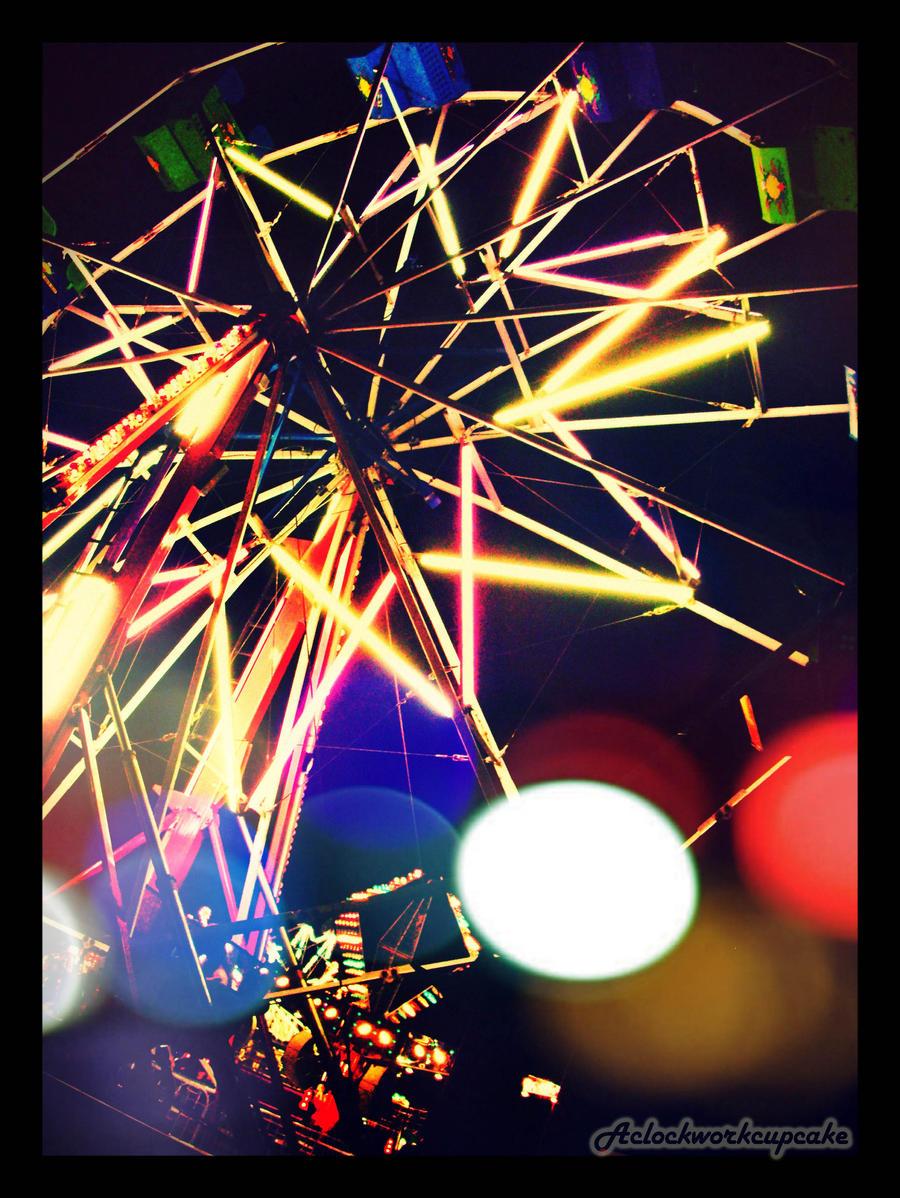 Ferris Wheel by KalopsiaCreation