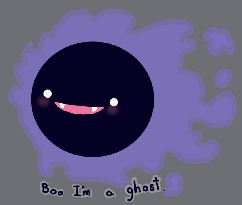 Boo Ghastly by KalopsiaCreation