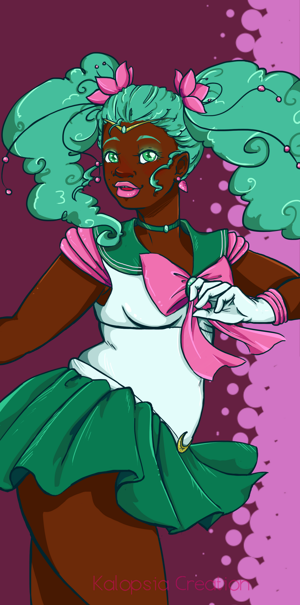 Sailor Mylitta by KalopsiaCreation