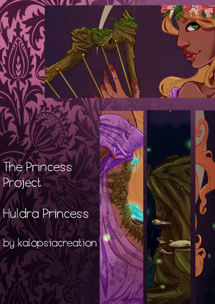 Princess Project Preview! by KalopsiaCreation