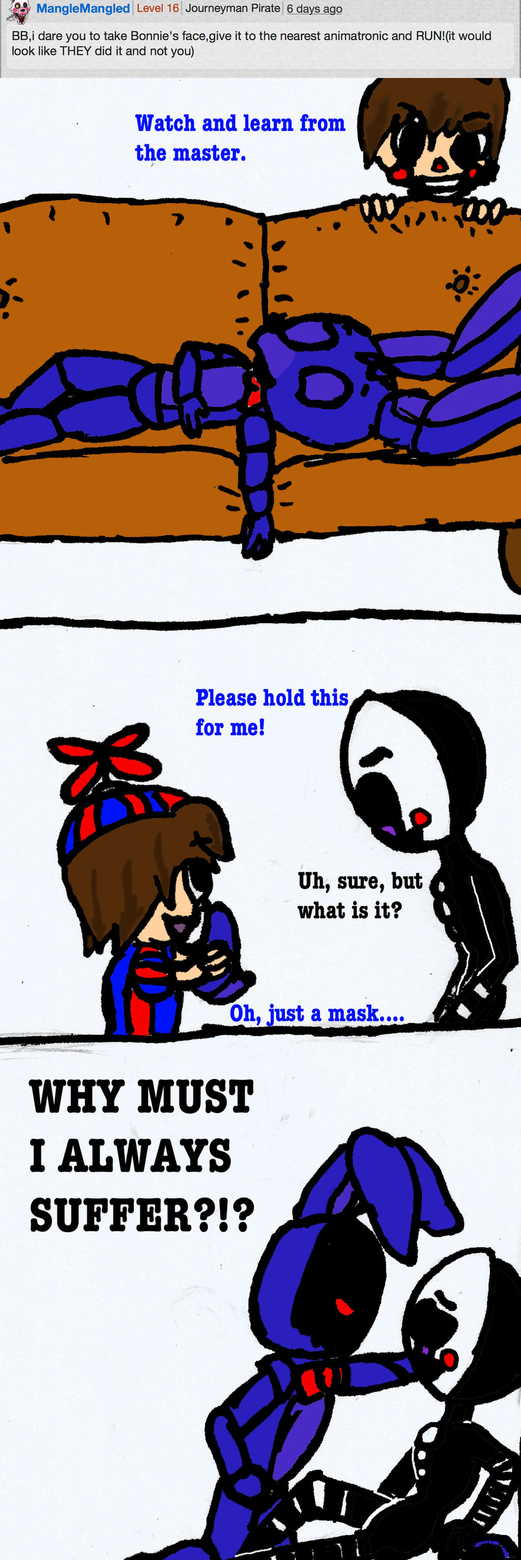 Dare 5 why must i always suffer by prince balloon on deviantart