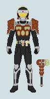 Kamen Rider Kurokage - Matsubokkuri-Donguri Arms