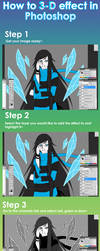 3D Effect Tutorial~ by Zennieth