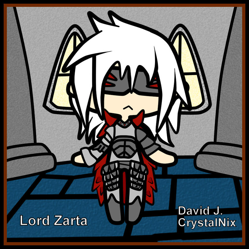 Lord Zarta By CrystalNix.DeviantART.com by CrystalNIX