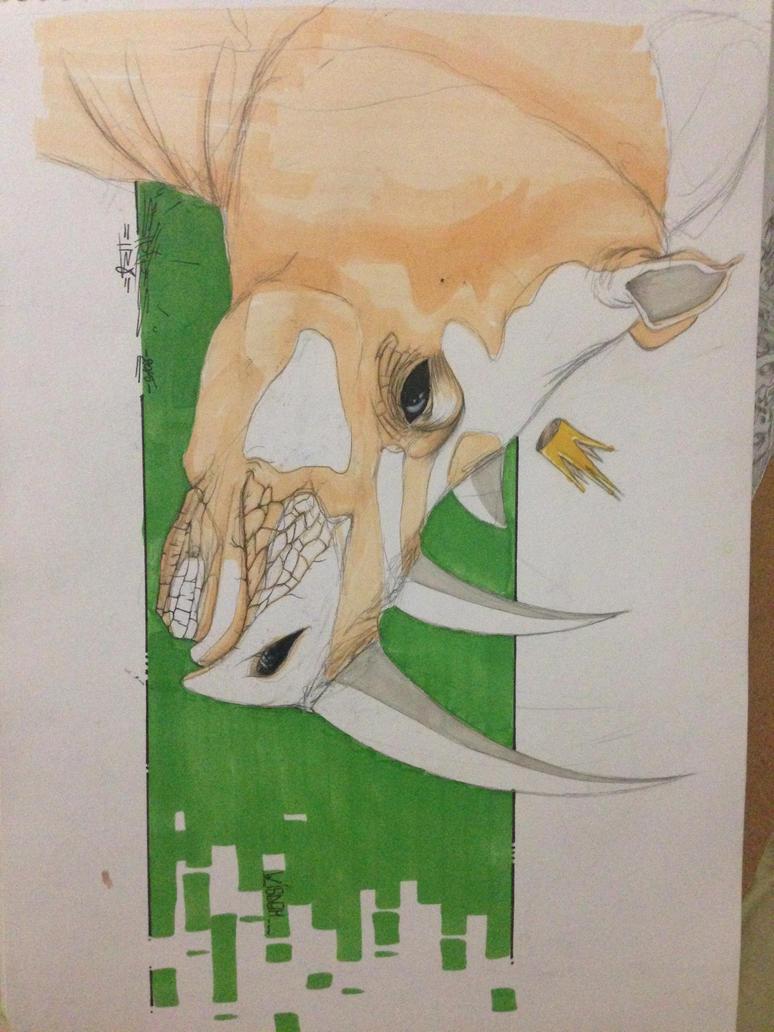 Rhino by Treaba