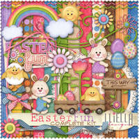 [Res] Easter Fun by MinJ-cucheo-Designer