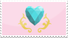Princess Cadence stamp by Ice-In-Heart