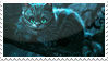 Cheshire Cat stamp by Ice-In-Heart