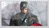Captain America stamp by Ice-In-Heart