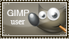 GIMP user stamp by Ice-In-Heart