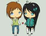 Miu and Luke: Design