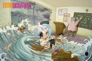 Flood of memory by sagatara