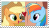 REQUEST:  AppleDash Stamp by inkypaws-productions