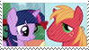 REQUEST:  MacinSparkle Stamp by inkypaws-productions