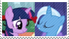 REQUEST: TwilightxTrixie Stamp by inkypaws-productions