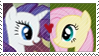 REQUEST:  Rarityshy Stamp by inkypaws-productions