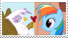REQUEST: RDxGilda Stamp by inkypaws-productions