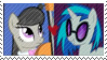 REQUEST: OctaviaxDJ P0n3 Stamp by inkypaws-productions