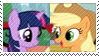 REQUEST:  AppleSpark Stamp by inkypaws-productions