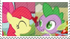 REQUEST:  SpikeBloom Stamp by inkypaws-productions