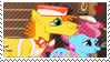 REQUEST:  The Cakes Stamp by inkypaws-productions