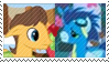 REQUEST:  CaramelSoar Stamp by inkypaws-productions
