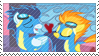 REQUEST: SoarinxSpitfire Stamp by inkypaws-productions