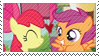REQUEST:  Scootabloom Stamp by inkypaws-productions