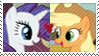 REQUEST:  Rarityjack Stamp by inkypaws-productions