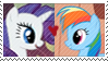 REQUEST:  Raritydash Stamp by inkypaws-productions
